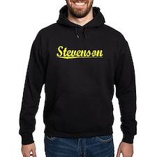 Stevenson, Yellow Hoodie