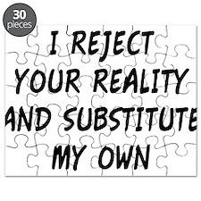 Cute Rejection Puzzle