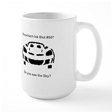 Ink Blot Sky Mug