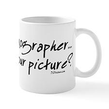 Amateur Pornographer Mug