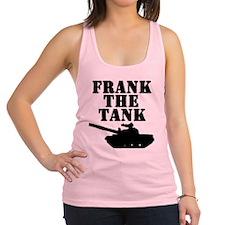 Frank The Tank Racerback Tank Top