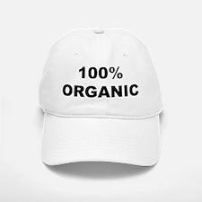 100organic_2.png Baseball Baseball Cap