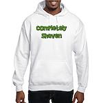 Completely Shaven Hooded Sweatshirt