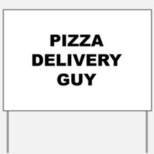 Pizza2.png Yard Sign