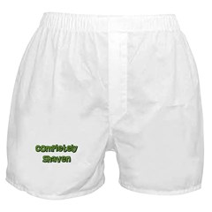 Completely Shaven Boxer Shorts