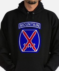 Cute 10th infantry regiment Hoodie