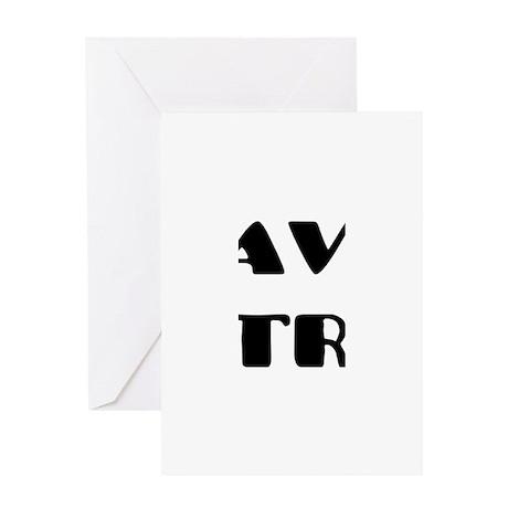 Beaver_2.png Greeting Card
