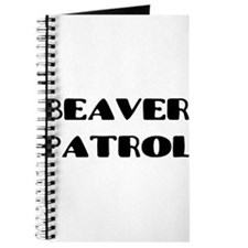 Beaver_2.png Journal