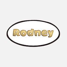 Rodney Toasted Patch