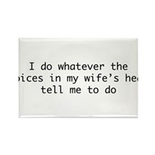 WifesHead2.png Rectangle Magnet