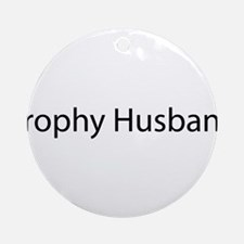 Trophy2.png Ornament (Round)