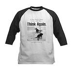 Think Again 'Ebb' Attire Kids Baseball Jersey
