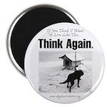 Think Again 'Ebb' Attire Magnet