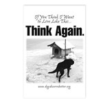 Think Again 'Ebb' Attire Postcards (Package of 8)