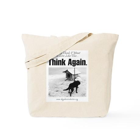 Think Again 'Ebb' Attire Tote Bag