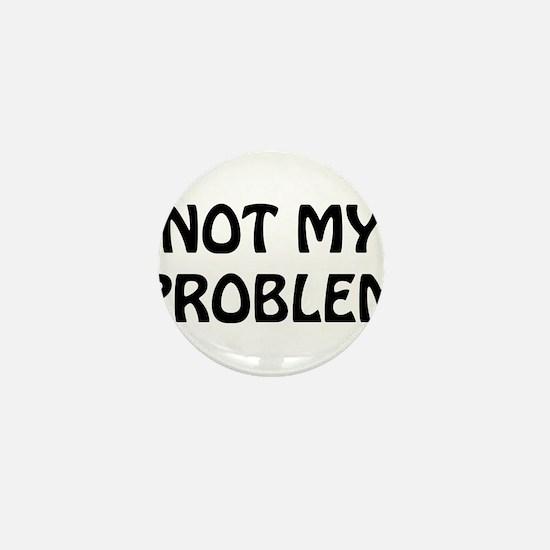 Problem2.png Mini Button (10 pack)