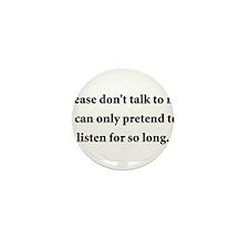 Pretend2.png Mini Button (10 pack)