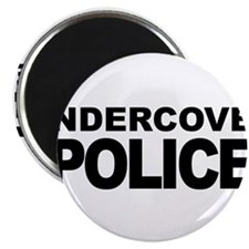"Police2.png 2.25"" Magnet (10 pack)"