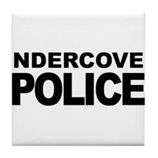 Police2.png Tile Coaster