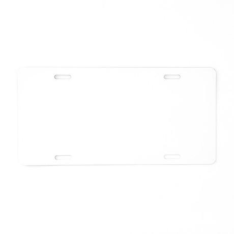 GodRight2.png Aluminum License Plate