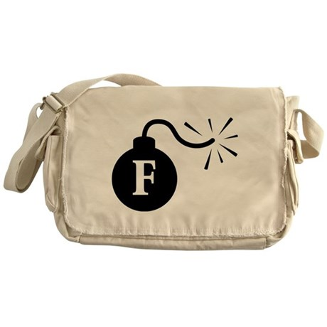 Fbomb2.png Messenger Bag