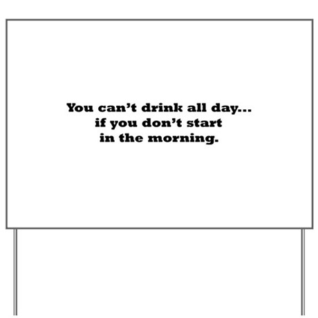 Drink2.png Yard Sign