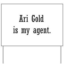 AriGoldAgent2.png Yard Sign