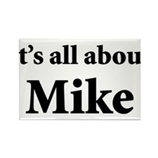 AllAboutMike2.png Rectangle Magnet