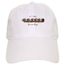 Cute Guinea pigs Baseball Cap