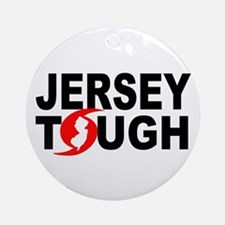 Jersey Strong Ornament (Round)