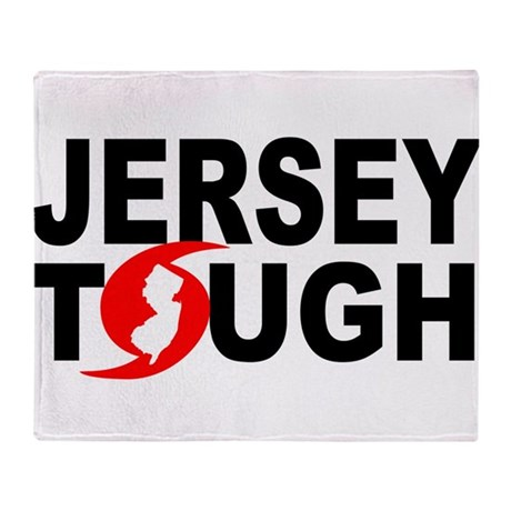 Jersey Strong Throw Blanket