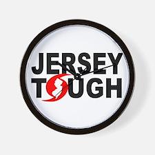 Jersey Strong Wall Clock
