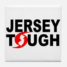 Jersey Strong Tile Coaster