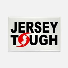 Jersey Strong Rectangle Magnet