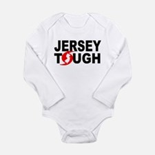 Jersey Strong Long Sleeve Infant Bodysuit
