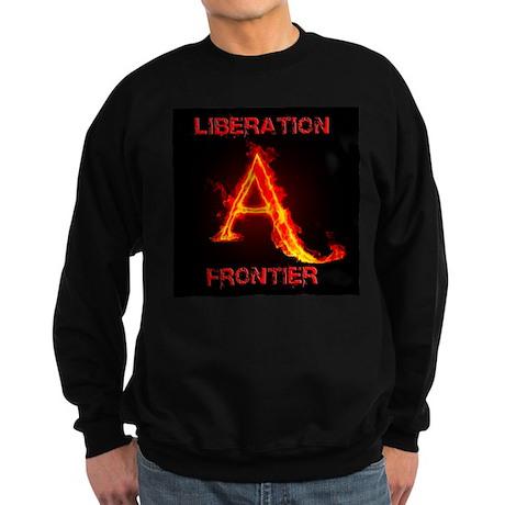 Animal Liberation Frontier Logo Sweatshirt (dark)