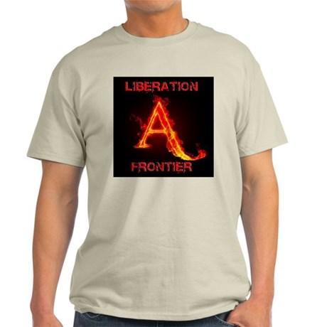 Animal Liberation Frontier Logo Light T-Shirt