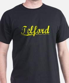 Telford, Yellow T-Shirt
