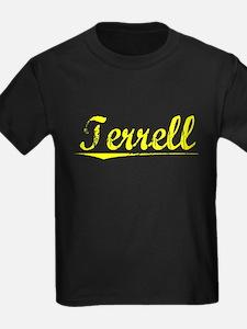 Terrell, Yellow T