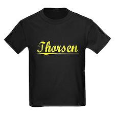 Thorsen, Yellow T