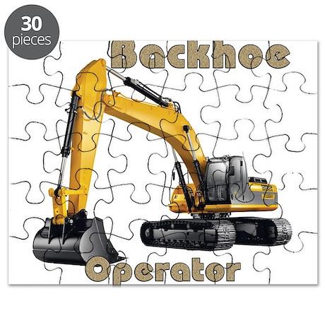 Backhoe Puzzle