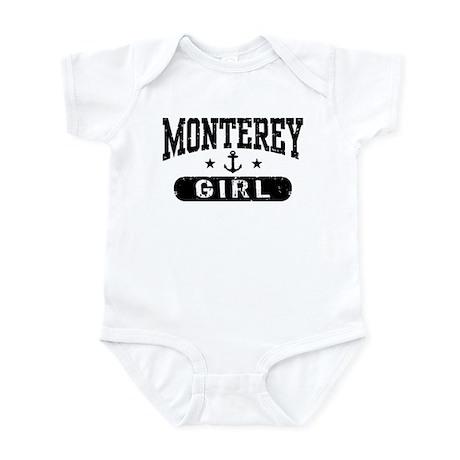 Monterey Girl Infant Bodysuit