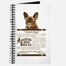 Frenchie Bread Ad Journal