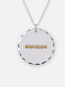 Marissa Toasted Necklace