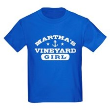 Martha's Viveyard Girl T