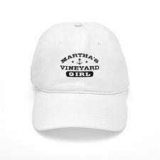 Martha's Viveyard Girl Baseball Cap