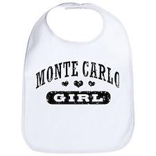 Monte Carlo Girl Bib