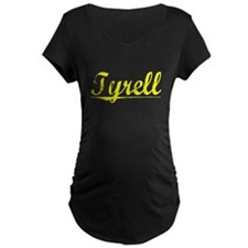 Tyrell, Yellow T-Shirt