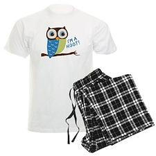 Owl Art I'm A Hoot Pajamas