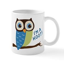 Owl Art I'm A Hoot Mug